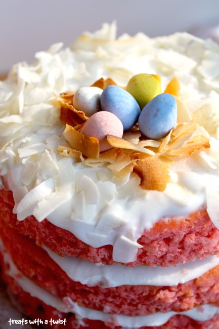 Strawberry-Coconut-Cream-Cake 5
