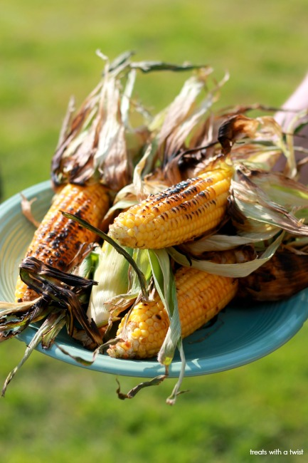 This grilled corn was turned into some amazing Healthier Elote. That and so much more in our April Wrap Up!
